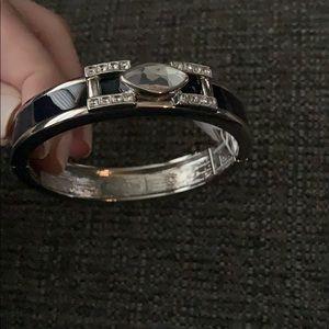 Lia Sophia rhinestone bracelet